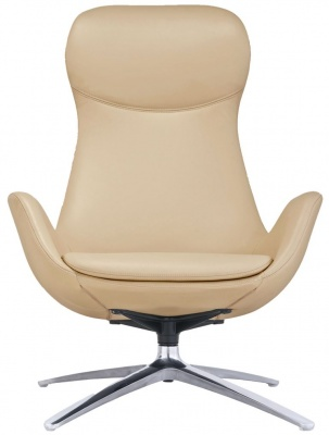 LOD157 Collaborative Leather Chair