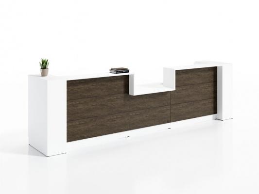 IOF Customizable Reception Desks