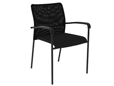 Match Stacking Side Chair