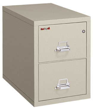 Fireking 2 Drawer Legal