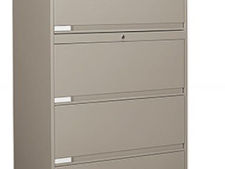 global-total-office-4-drawer-lateral-end-tab-files-9136p-4et