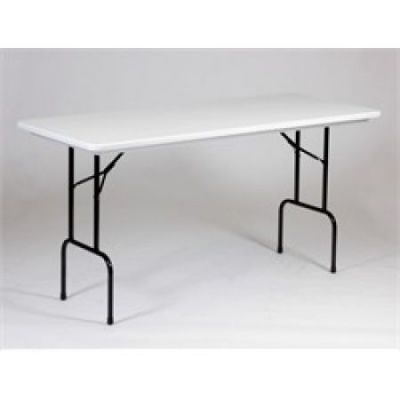 Correll Anti-Microbial Folding Table R3072-AM